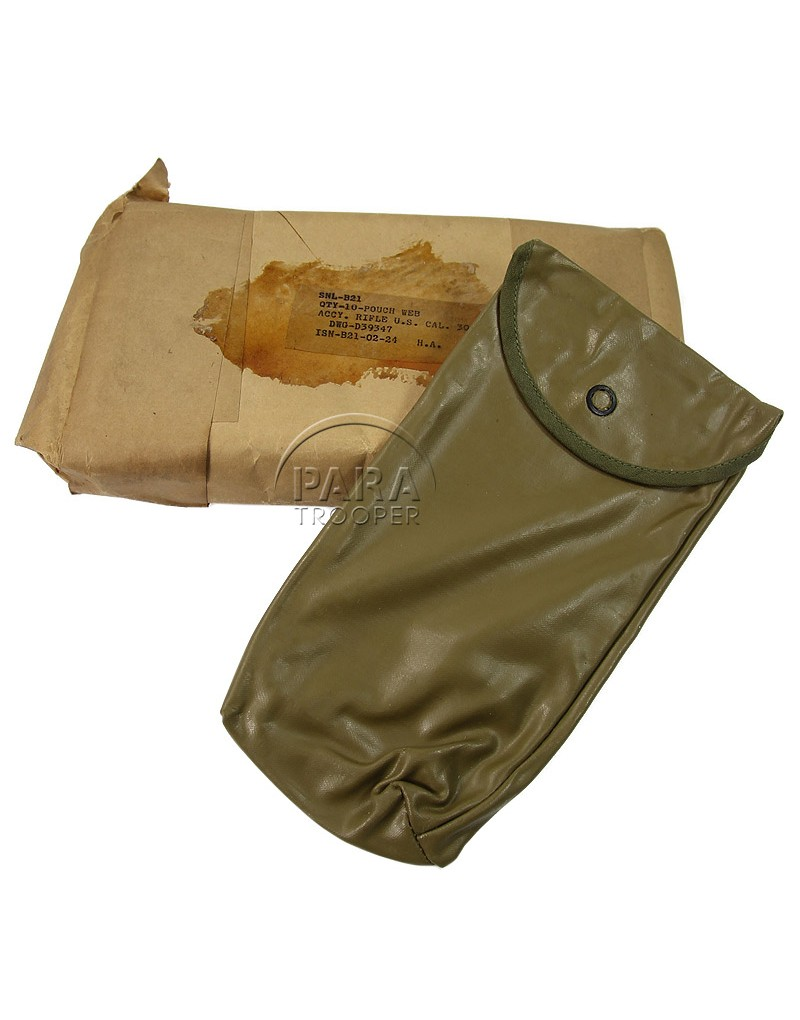c6f16156c233 Pouch, Accessories, Rifle Cal .30 M1