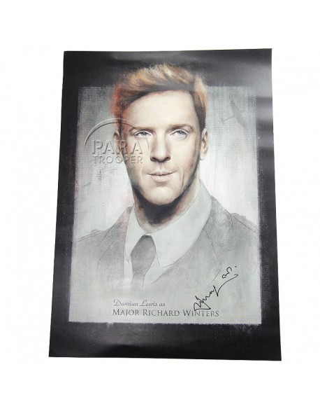 Poster, Band of Brothers, Damian Lewis / Major Winters