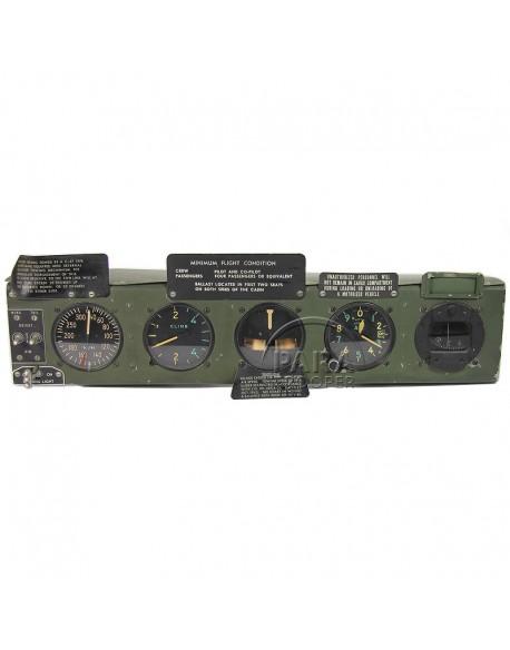 Bord, Panel, Glider WACO CG-4A, 1943