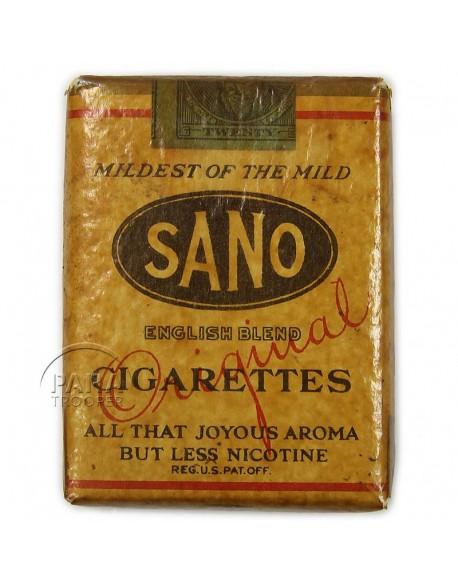 Cigarettes, Sano, pack, 1944