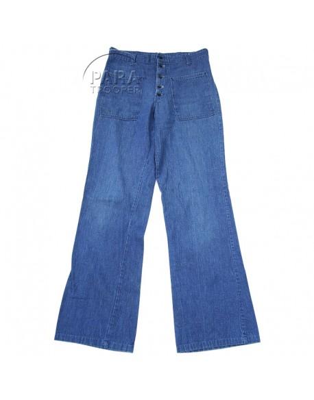 Paire de Jeans Navy