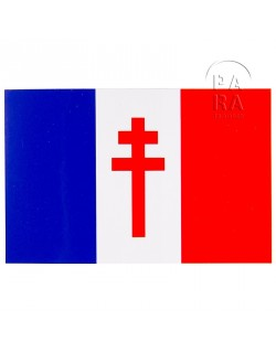 Sticker, France Libre