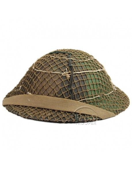 Helmet, MKI, 1943, camouflaged