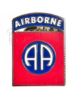 Crest, 82nd airborne infantry division