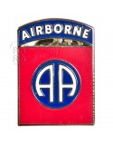 Crest métallique de la 82e Airborne Division