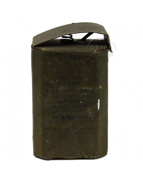 Battery, BA-200/U (Lantern MX-290/GV), 1944