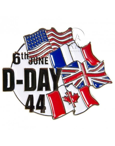 Crest, D-Day