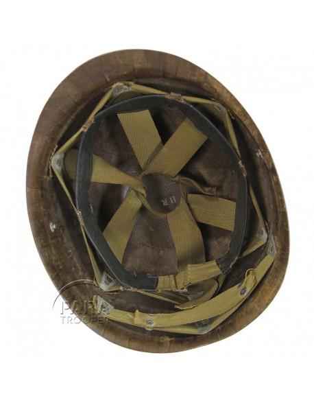 Sous-casque M1 (liner), Hood Rubber