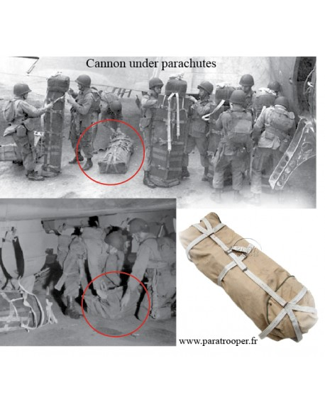 Container, Airborne delivery, Pack Howitzer, Paracrate M2