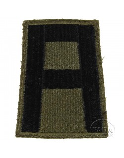 Insigne 1ère Armée, Normandie
