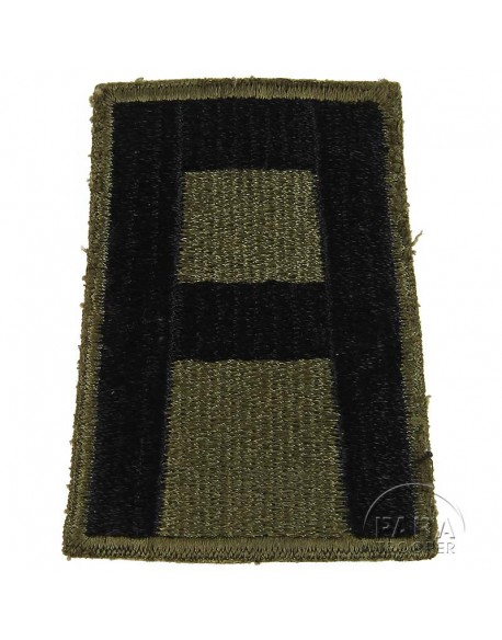 Patch , 1st Army