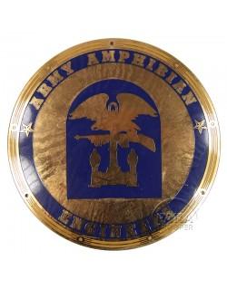 Plate, Enamel, ESB