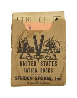 Carnets, War Ration Books