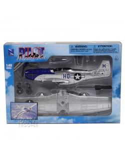 Model, Kit plane, P-51 Mustang