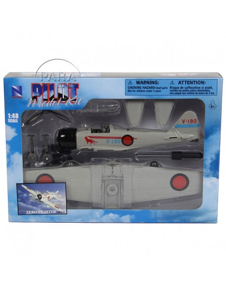Model, Kit plane, Mitsubishi A6M Zero