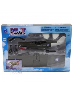 Maquette, Avion, Curtiss P-40 Warhawk