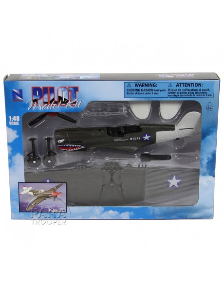 Model, Kit plane, Curtiss P-40 Warhawk