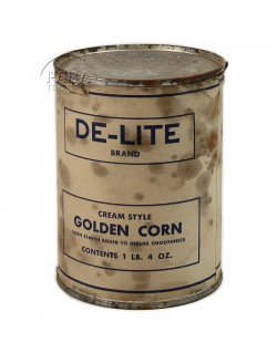 Box ration Metal, Golden Corn