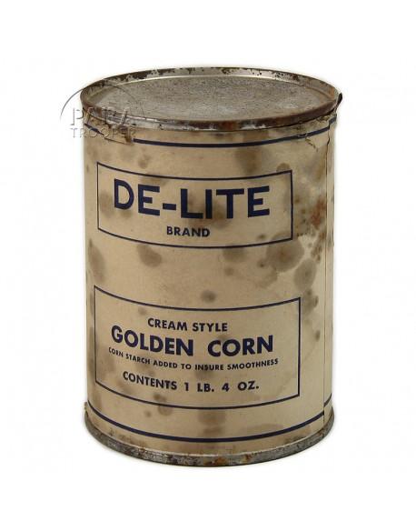 Box ration Metal, Golden Corn