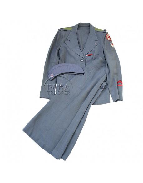 Uniform, American Red Cross, Complet
