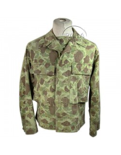 Jacket, HBT, Camouflaged, US Army