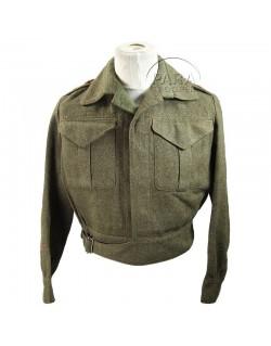 Battle Dress, Lieutenant, canadien, Nominatif