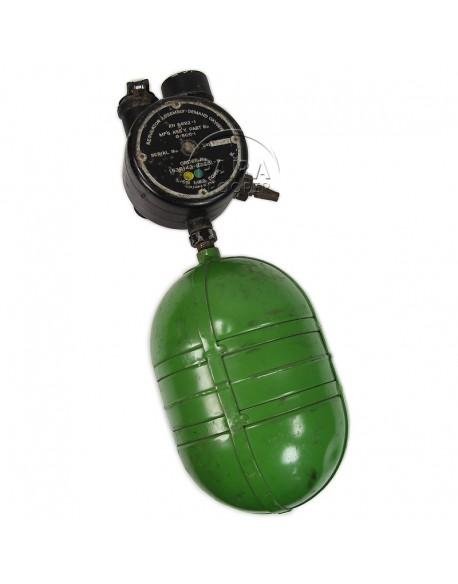 Oxygène portable 1er modèle, Air Corps 42
