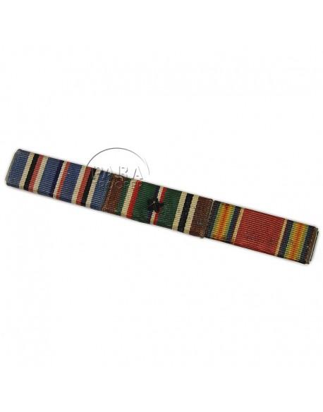 Mounting, Ribbon, with 3 ribbons