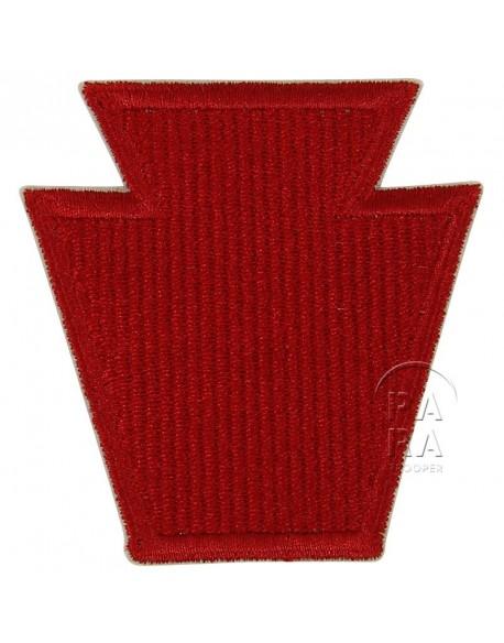 Insigne de la 28ème division d'infanterie US