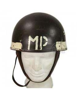 Helmet, Dispatch Rider, Military Police, 1944