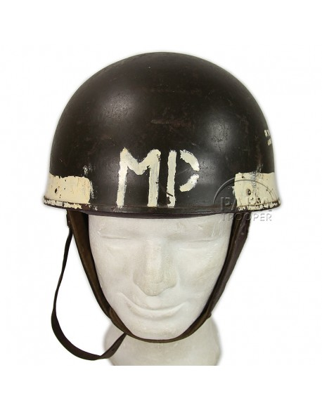 Casque de motocycliste, Military Police, 1944