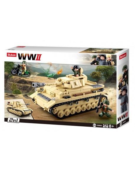 German Tank lego