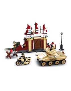 Décor, Bataille de Normandie pour lego