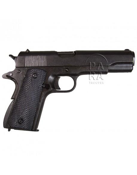 Colt M1911 A1, metal