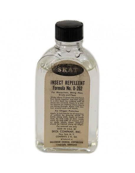 Flacon de répulsif insectes, Item N° 9120105