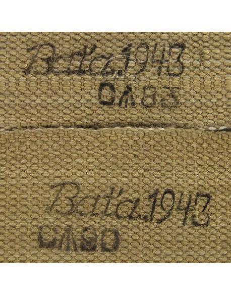 Bretelles de suspension, britannique, BATA 1943