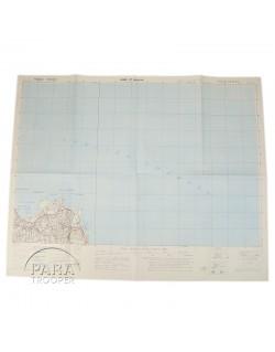 Carte de Anse Saint Martin, 1943