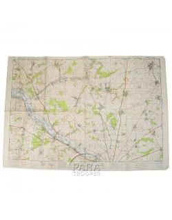 Carte Picquigny (France) 1943