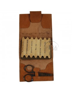 Trousse de couture, US Army