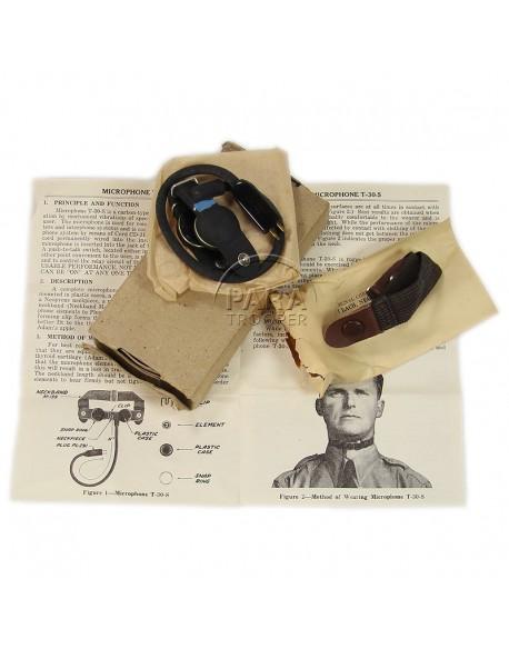 Laryngophone T-30 dans la boite