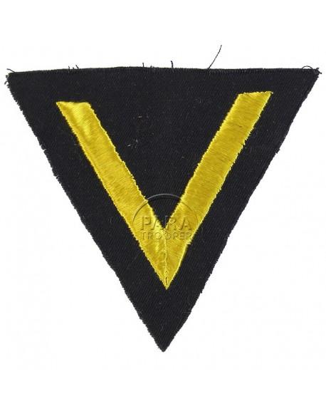 Grade en tissu de Gefreiter, Kriegsmarine