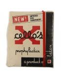 Boite de préservatifs, Cello's, transparent
