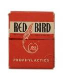 Boite de préservatifs, Red Bird