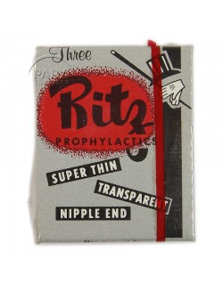 Boite de préservatifs, Ritz