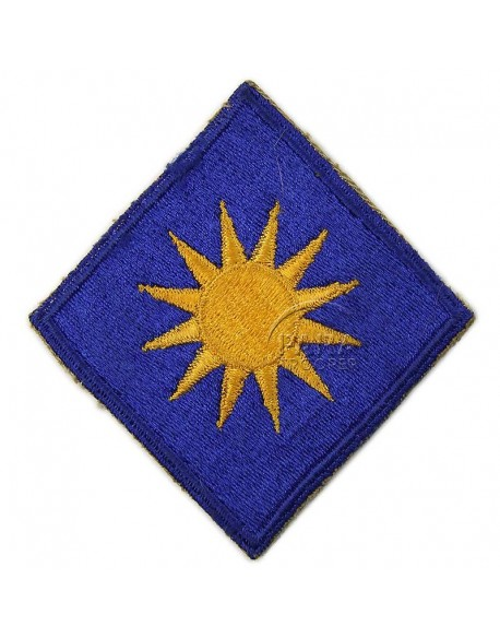 Patch, 40th Infantry Division