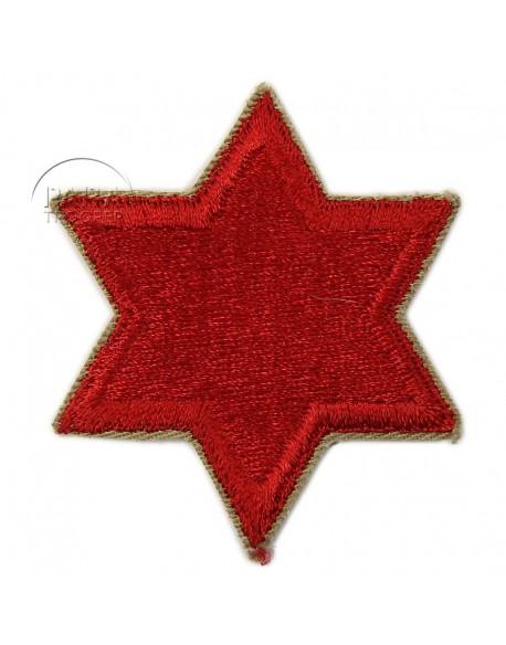 Insigne 6e Division d'Infanterie