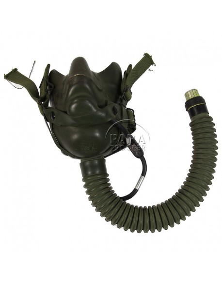 Mask, Oxygen, Type A-14, with microphone, 1944