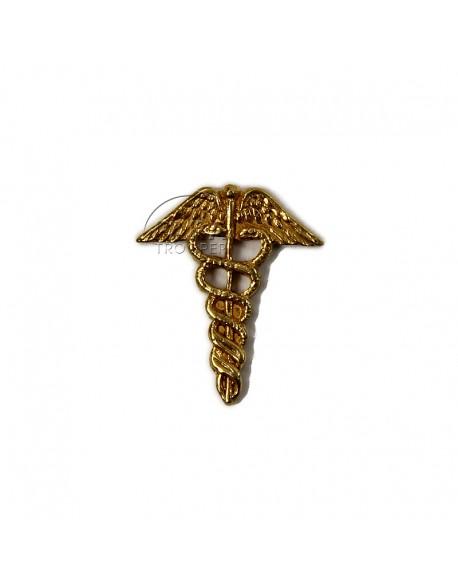 Caduceus, Miniature, Medical Department