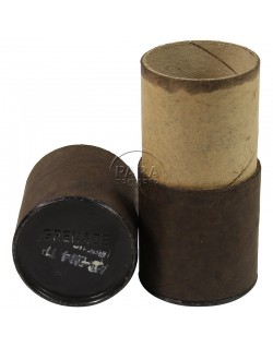 Container, Fiber, Tarred, for AN-14 TH3 incendiary grenade