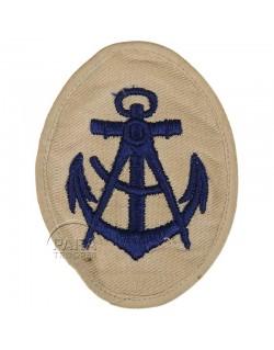 Patch, Sleeve, Carpenter, Kriegsmarine